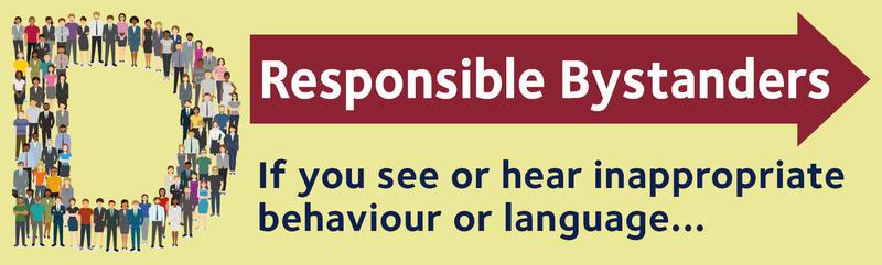 responsible bystander banner