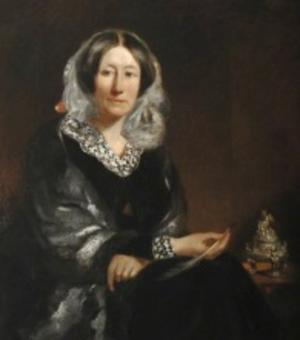 Image result for mary somerville portrait