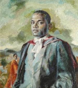 Portrait of sir hugh springer